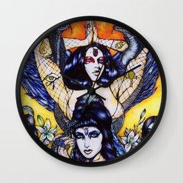 Cleopatra The Sacrifice : Limited Edition Wall Clock