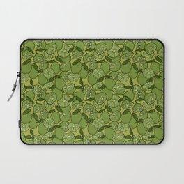 Lime Greenery Laptop Sleeve