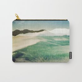 MM 410 . White Lines x Mountain Lines Carry-All Pouch