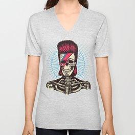 Ziggy Skulldust Unisex V-Neck
