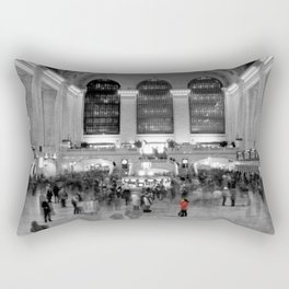 Grand Central Station - New York Photography Rectangular Pillow