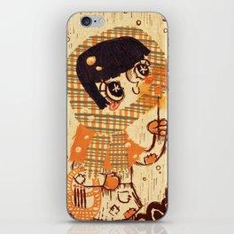The Little Match Girl 卖火柴の小女孩 iPhone Skin
