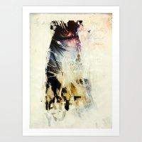 SHE LXV Art Print