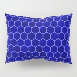 blue beehive Pillow Sham