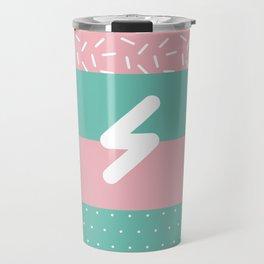 Memphis Style N°5 Travel Mug