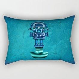 Peruvian tumi Rectangular Pillow