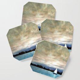 Sailboat Coaster