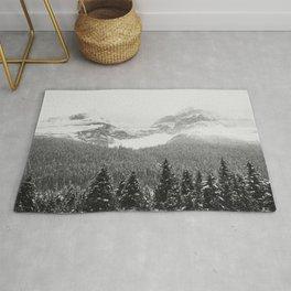 Jasper Blizzard   Alberta   Canada Rug
