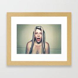 Apocalyptic Framed Art Print