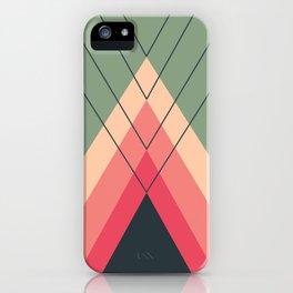 Iglu Rosegreen iPhone Case