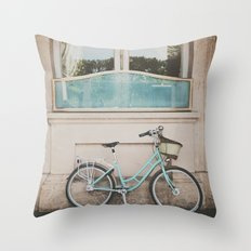 all things european ...  Throw Pillow