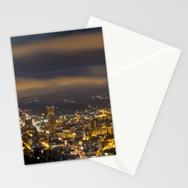 Pittock Mansion Perspective Stationery Cards