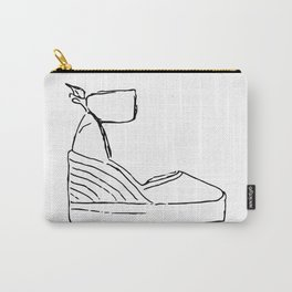 wedge Carry-All Pouch
