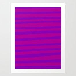 Grape and Damson Art Print