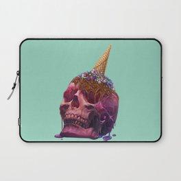 Skull Sherbet Laptop Sleeve
