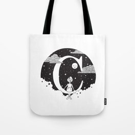 Dreamy C Tote Bag