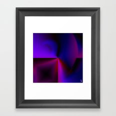 Graphical Expression II Framed Art Print
