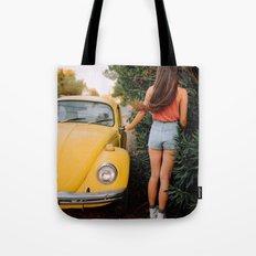 drive my car Tote Bag