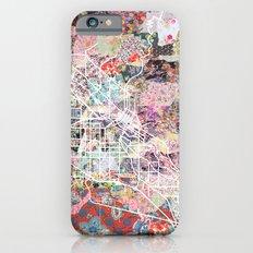 Boise map iPhone 6s Slim Case