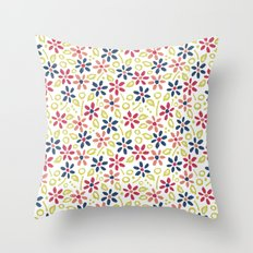 Matisse Floral Throw Pillow