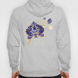 Egyptian Blue :: Orchid Hoody