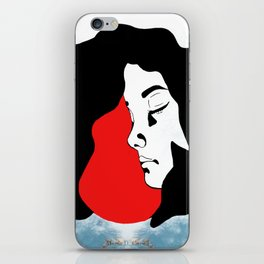 Little Red Riding Hood (1) iPhone Skin