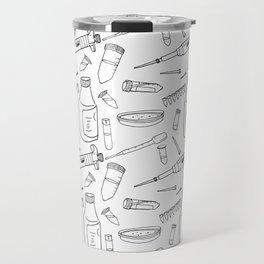 lab bench Travel Mug