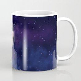 Captain Space Kitty Of The 24th Century Coffee Mug