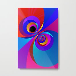 colors for your home -202- Metal Print