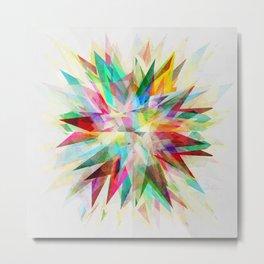 Colorful 6 Metal Print