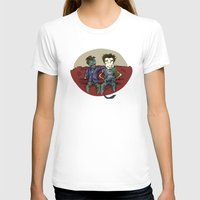 resident evil T-shirts featuring playing resident evil by Toubab