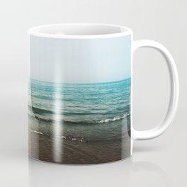 Vivid Morning Waves Coffee Mug