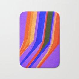 colors decor drawing Bath Mat