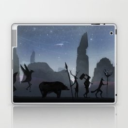 Ready for the battle Laptop & iPad Skin