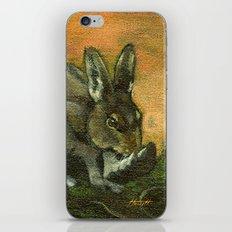 BunnyFoot iPhone & iPod Skin