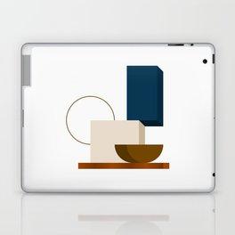 Abstrato 01 // Abstract Geometry Minimalist Illustration Laptop & iPad Skin