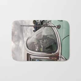 Vintage Car 3 Bath Mat