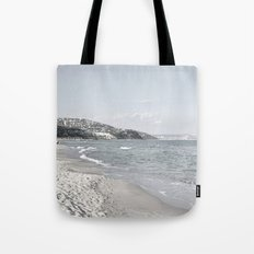 A Quiet Day Tote Bag