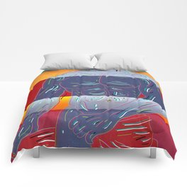 new day is coming 2 Comforters