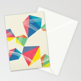 Cubical+Line Stationery Cards