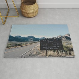 Chisos Country Rug