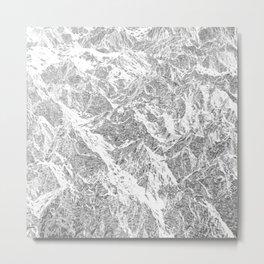 Call of the Mountains Metal Print