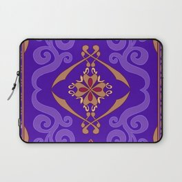 Aladdin Purple Magic Carpet Laptop Sleeve