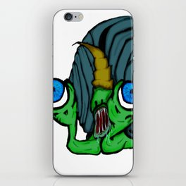 Slimerh! iPhone Skin