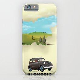 Slovenia iPhone Case