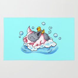 Bath Time! Rug