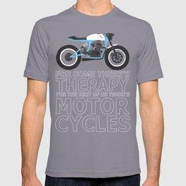 motorcycles T-shirt