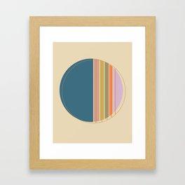 Modern Framed Art Print