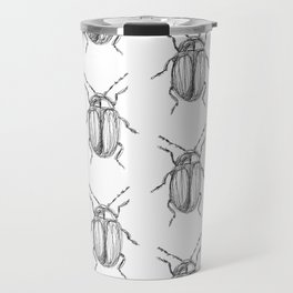 The Beetles Travel Mug