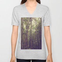 Swamp   Unisex V-Neck